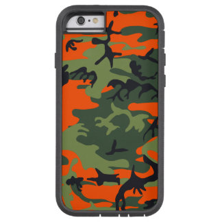 Hunters Camouflage Pattern Tough Xtreme iPhone 6 Case