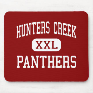 Hunters Creek - Panthers - Middle - Jacksonville Mouse Mats