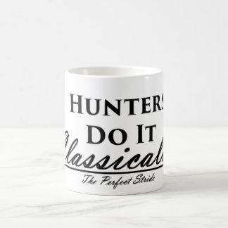 Hunters Do It Classically Mug