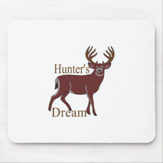 Hunters Dream Mouse Pad