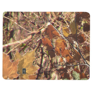 Hunter's Fall Nature Camouflage Painting Decor Journal
