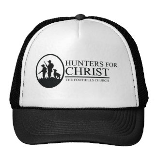 Hunters For Christ Items Hat