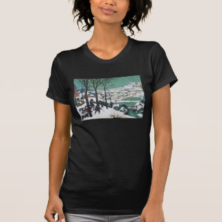 Hunters in the Snow by Bruegel Shirts