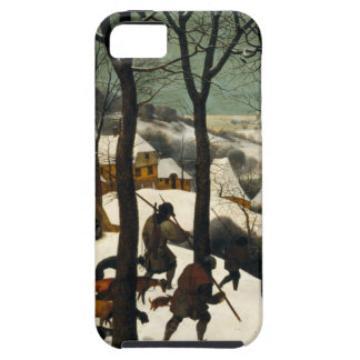 Hunters in the Snow by Pieter Bruegel the Elder iPhone 5 Cover