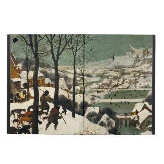 Hunters in the Snow by Pieter Bruegel the Elder iPad Air Case