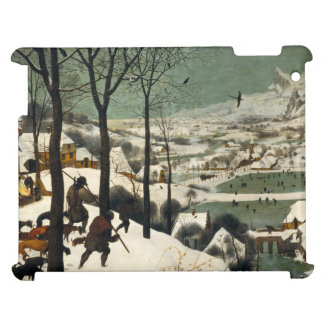 Hunters in the Snow by Pieter Bruegel the Elder Case For The iPad 2 3 4