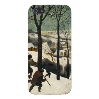 Hunters in the Snow by Pieter Bruegel the Elder Cover For iPhone 5/5S