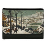 Hunters in the Snow by Pieter Bruegel the Elder Women's Wallet