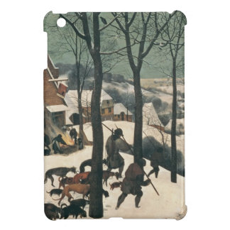 Hunters in the Snow - January, 1565 Cover For The iPad Mini
