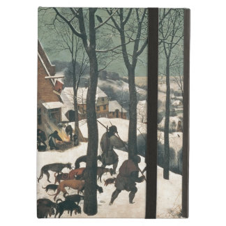 Hunters in the Snow - January, 1565 iPad Air Cover