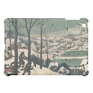 Hunters in the Snow - January, 1565 iPad Mini Case