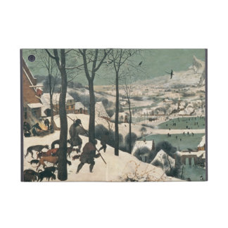 Hunters in the Snow - January, 1565 iPad Mini Cover