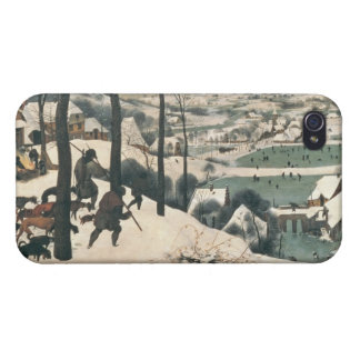 Hunters in the Snow - January, 1565 Case For iPhone 4