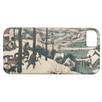 Hunters in the Snow - January, 1565 iPhone SE/5/5s Case