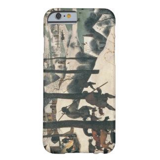 Hunters in the Snow - January 1565 iPhone 6 Case
