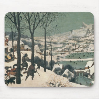 Hunters in the Snow - january, 1565 Mouse Pad