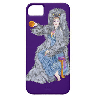 Hunter's Moon iPhone 5 Cases