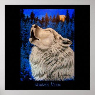 Hunter's Moon Poster