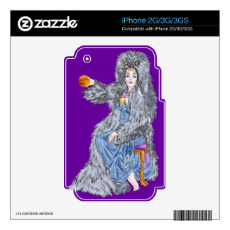 Hunter's Moon Skins For The iPhone 2G