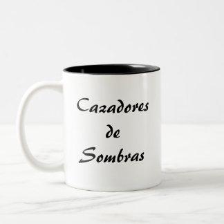 Hunters of Shades Two-Tone Coffee Mug