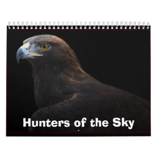 Hunters of the Sky Calendars