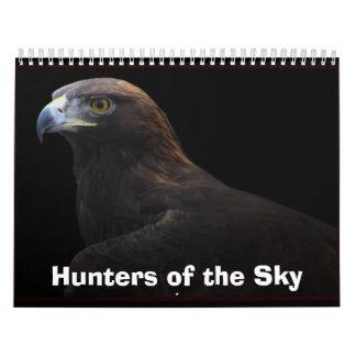Hunters of the Sky Calendar