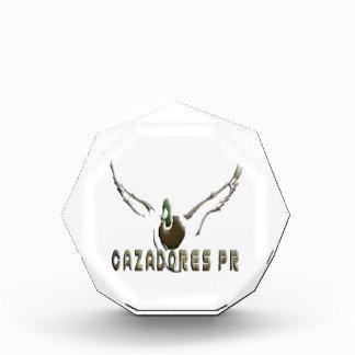 Hunters PR - Custom Products Acrylic Award