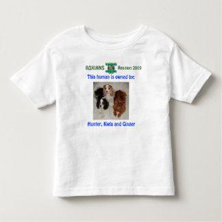 Hunters Roxians Reunion 2009 Toddler T-shirt
