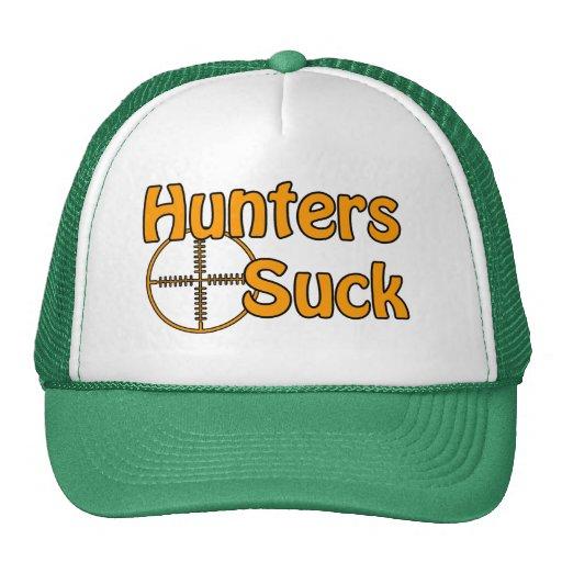 Hunters Suck Hat