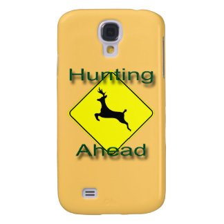 Hunting Ahead  green Galaxy S4 Covers