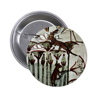 Hunting And Fishing Details: Cat And Mongoose By M Pinback Buttons