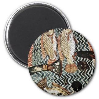 Hunting And Fishing Details: Pisces By Maler Der G Fridge Magnets