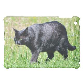 Hunting Black Cat - iPad Case