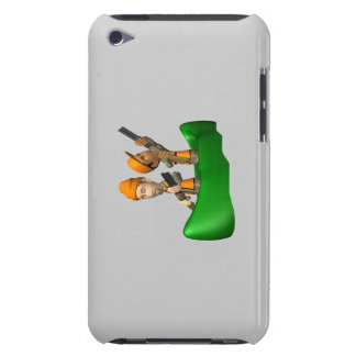 Hunting Boat Barely There iPod Case