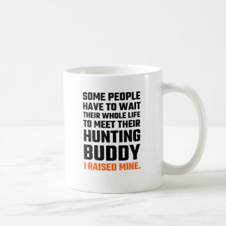 Hunting Buddy Father Son Coffee Mug