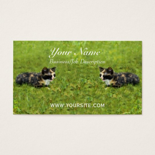 Hunting Business Card