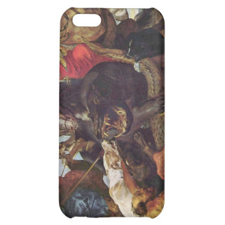 Hunting by Paul Rubens iPhone 5C Cases