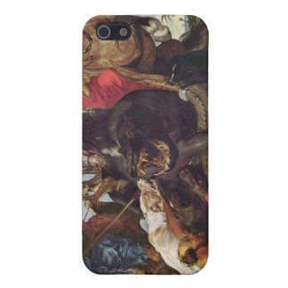 Hunting by Paul Rubens Cover For iPhone 5