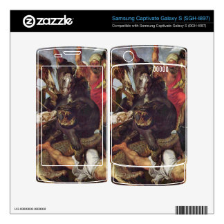 Hunting by Paul Rubens Samsung Captivate Skins