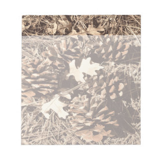 Hunting Camo Camouflage Gifts for Hunters Note Pad