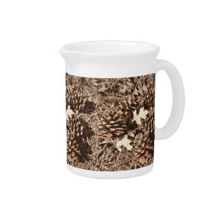 Hunting Camo Camouflage Gifts for Hunters Pitcher