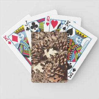 Hunting Camo Camouflage Gifts for Hunters Poker Cards