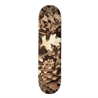 Hunting Camo Camouflage Gifts for Hunters Skateboard Deck