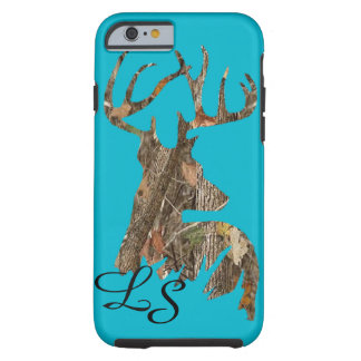 Hunting Camo iPhone 6, Tough Case