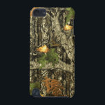 "Hunting Camo iPod Touch 5G Case<br><div class=""desc"">Hunting Camo</div>"