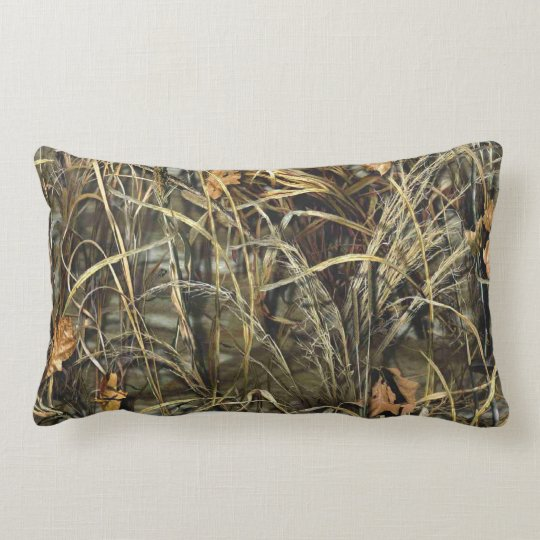 Hunting Camo Pillow