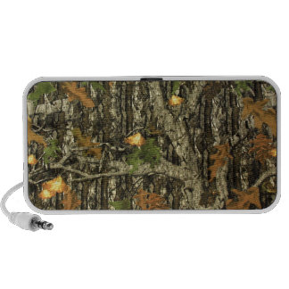 Hunting Camo Notebook Speakers
