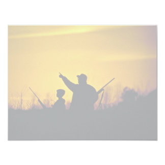 Hunting Card
