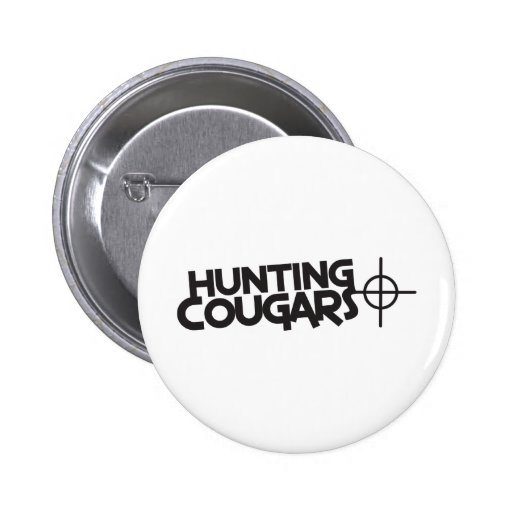 hunting cougars with bullseye and target pin