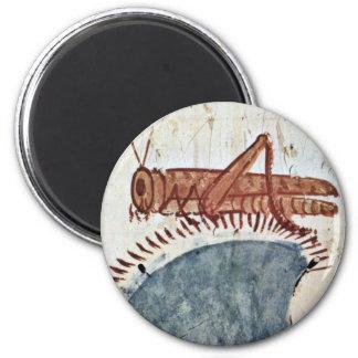 Hunting Details: Locust By Maler Der Grabkammer De Magnet